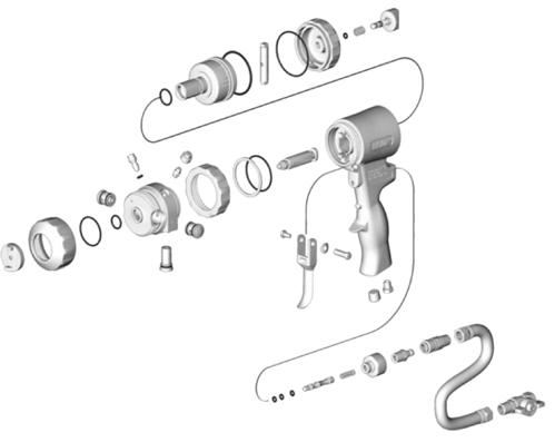 Fusion Spray Gun Parts Diagram All Kind Of Wiring Diagrams